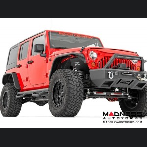 "Jeep Wrangler JK Unlimited Long Arm Suspension Lift Kit - 4"" Lift"